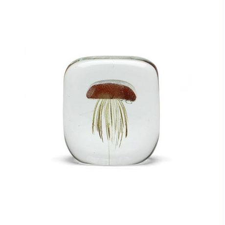 JELLYFISH PAPER WEIGHT〈SQUARE〉