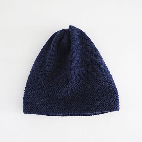 SAILOR KNIT CAP_NAVY