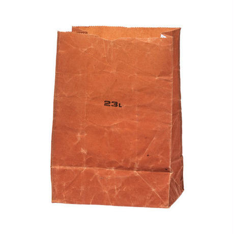 GROCERY BAG BROWN 〈23L〉