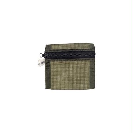 V.PARACHUTE LIGHT POUCH 〈Small/Olive〉
