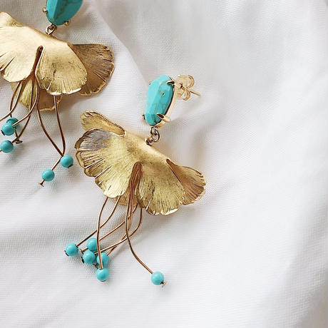 turquoise swing pierce