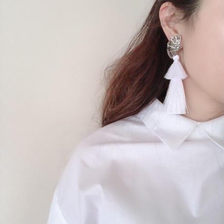 vintage custom fringe earring
