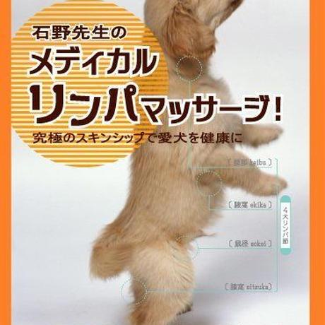 石野先生のメディカル・リンパマッサージ  ~究極のスキンシップで愛犬を健康に~
