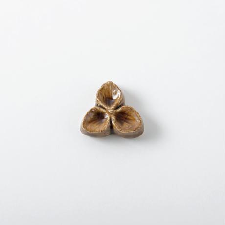 箸置き 飴釉 Sサイズ 04