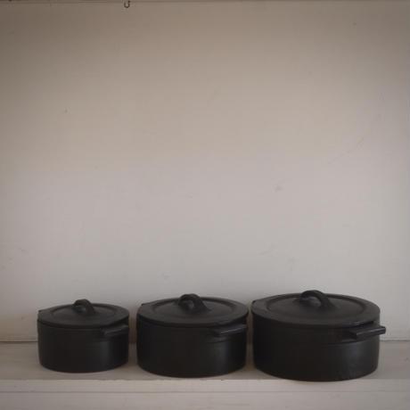 鈴木環 シチュー鍋 中