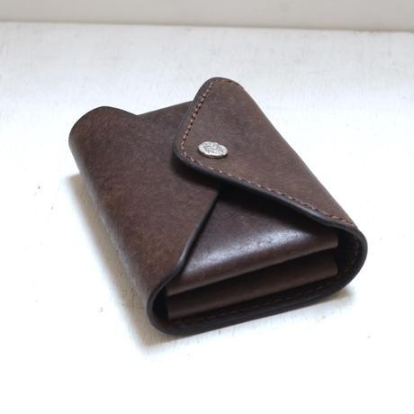 Dove&Olive カードケース ブラウン