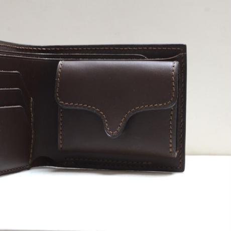 Dove & Olive 二つ折り財布 ブラック・ブラウン