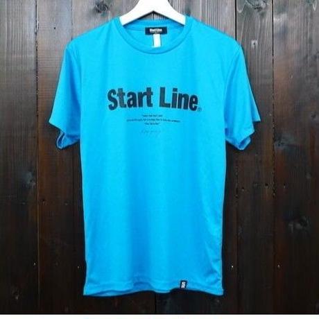 【L残り1点】StartLine Standard Active T-shirt/スタンダードアクティブT(Turquoise/ターコイズ)