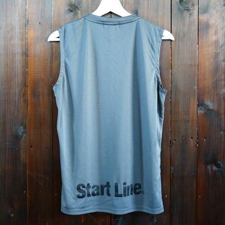 【SS残り1点】Big S Active No-sleeve/ビッグエスノースリ(Gray/グレー)