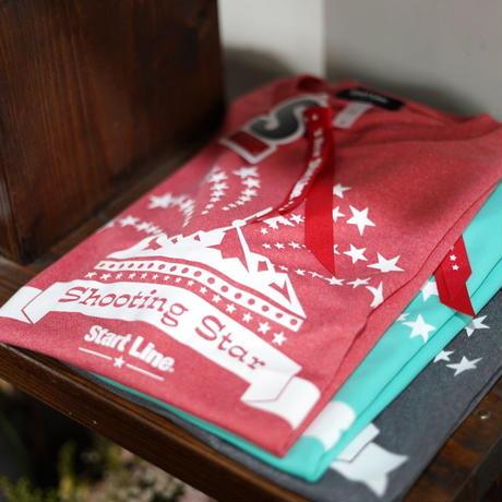 【L残り1点】Shooting Star T-shirt/シューティングスターTシャツ(Gray/グレー)