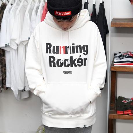 【M残り2点】Running Rocker Vintage Parka/ランニングロッカーヴィンテージパーカー(Off-White /オフホワイト )