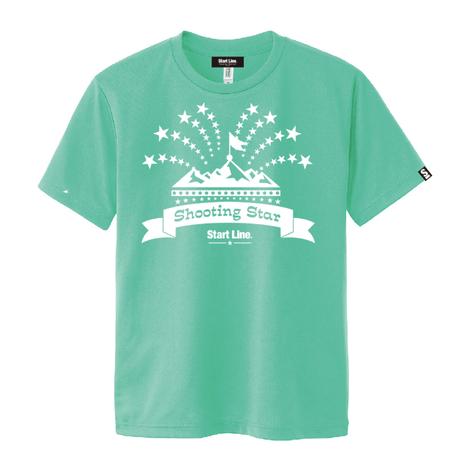 Shooting Star T-shirt/シューティングTシャツ(Green/グリーン)ウィメンズ