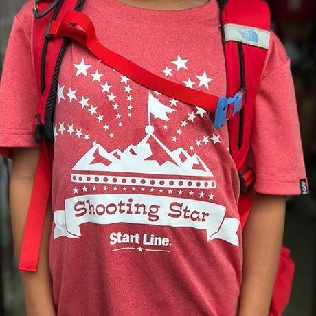 Shooting Star T-shirt/シューティングスターTシャツ(Red/レッド)キッズ