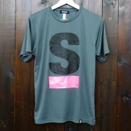 Big S Active T-shirt/ビッグエスアクティブT(Gray/グレー)