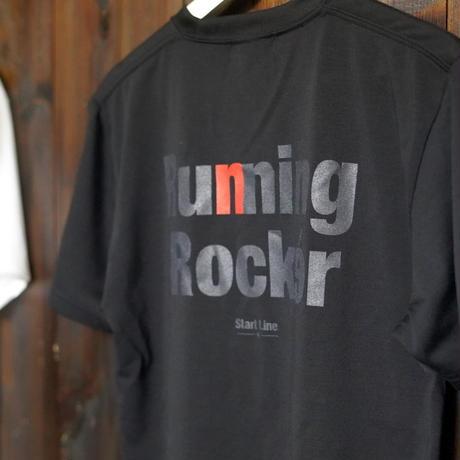 【M残り3点】Running Rocker Pocket T-shirt/ランニングロッカーポケットTシャツ (Black/ブラック)