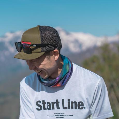 【M残り1点】StartLine Standard Active T-shirt/スタンダードアクティブT(White/ホワイト)