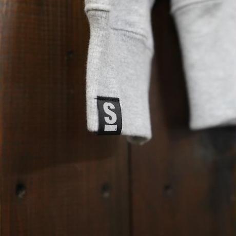 【S残り1点】2tone Hooded Parka /ツートンフーテッドパーカー(Gray/グレー)