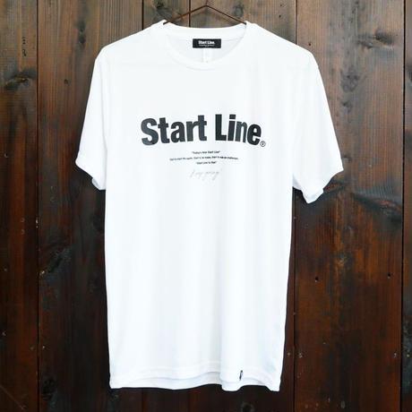 StartLine Standard Active T-shirt/スタンダードアクティブT(White/ホワイト)