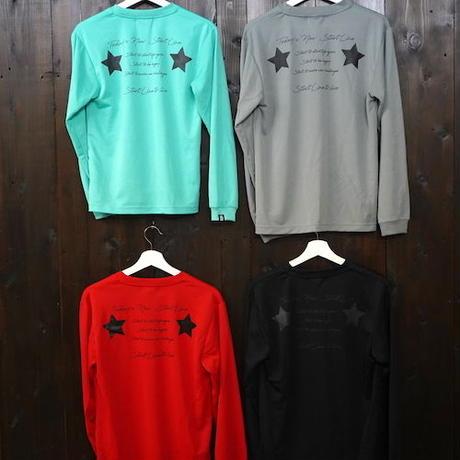 【残り2点】StartLine Active Long T-shirt/アクティブロングTシャツ(Green/グリーン) ウィメンズ限定カラー