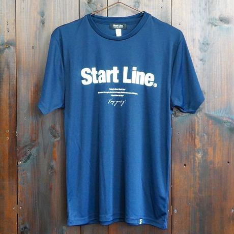 【SS残り1点】StartLine Standard Active T-shirt/スタンダードアクティブT(Navy/ネイビー)