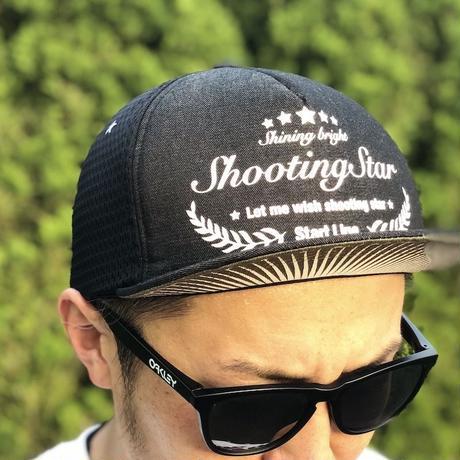 Shooting Star Denim Cap/シューティングスターデニムキャップ(Black/ブラック)