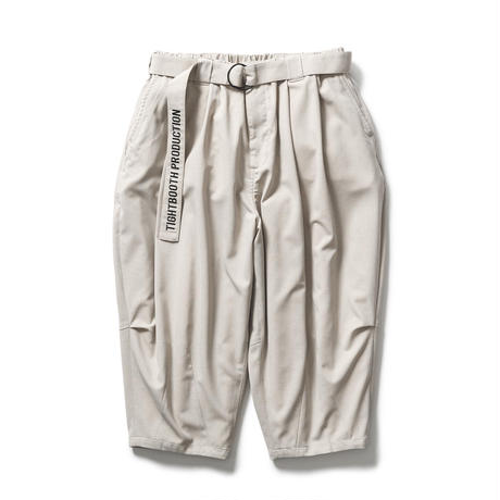 CANOPA CROPPED PANTS