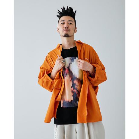 BIG SHIRTS - Orange