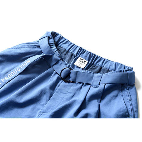 BALLOON PANTS - SAX