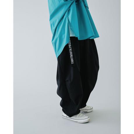 BALLOON PANTS - BLACK