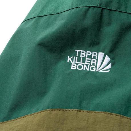 SAMURAI TRACK JKT- FOREST  (TIGHTBOOTH / KILLER BONG)
