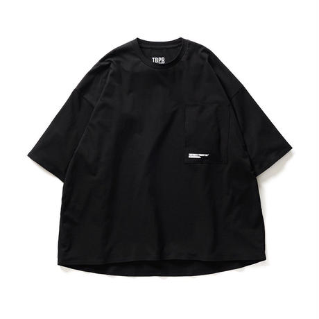 STRAIGHT UP T-SHIRT - BLACK (TIGHTBOOTH / NEIGHBORHOOD)