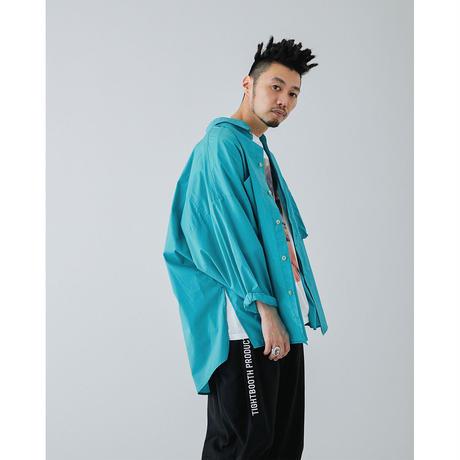 BIG SHIRTS  - Turquoise