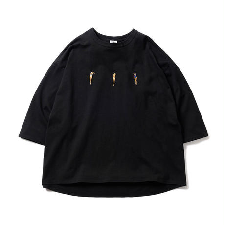 DIVE TO BLUE 7 SLEEVE -  BLACK