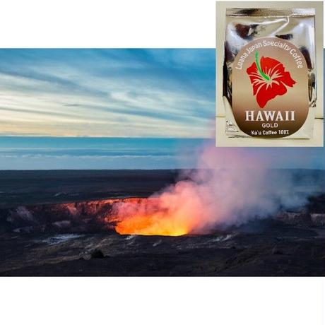 Hawaii Gold Kau Coffee 100%(4oz)
