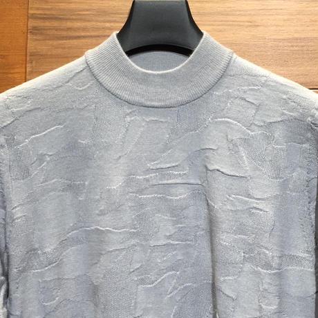 JWO [41-1202912 ] Corebrid迷彩JQハイネックプルオーバー - チャコールグレー(18)