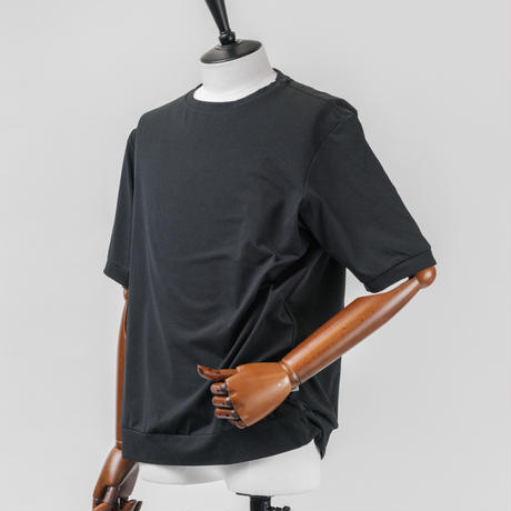 TRATTO [ 31-2211240 ] Primeflex天竺【半袖Tシャツ】- オフホワイト(05)