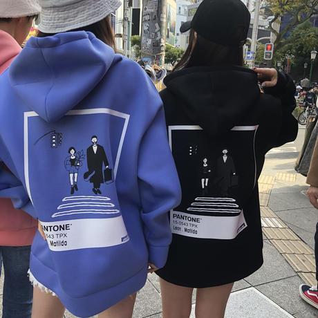 即納☆MEN&GIRLウォーキングパーカー