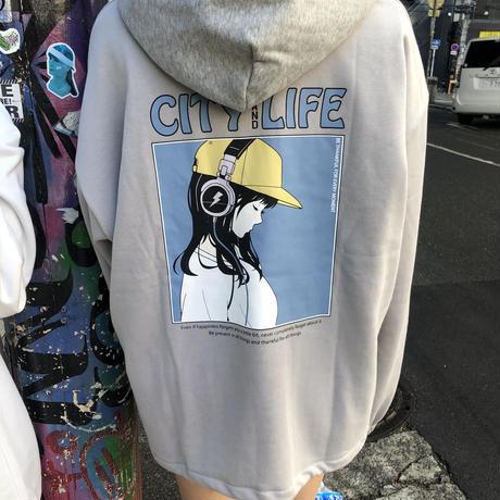 即納☆city life エモスウェット