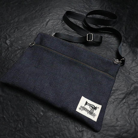 【 Denim Sacoche 】Sample products