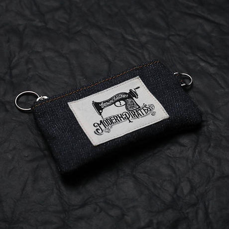 【 Denim Key storage Pouch  】Sample products