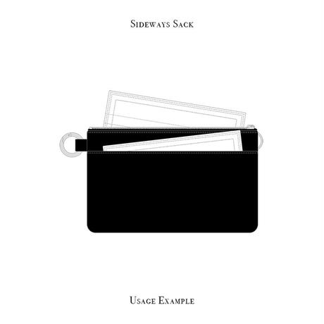 サイドウエイズ マスクケース / スプリンクル クロス デザイン