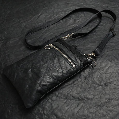 【 Leather  Smartphone Pouch 】