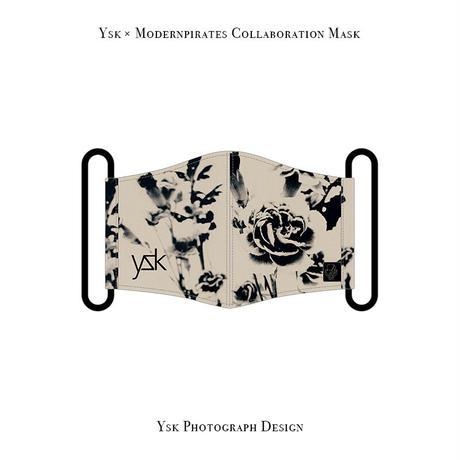 Ysk × Modernpirates Collaboration Mask / Ysk Photograph Design No.1