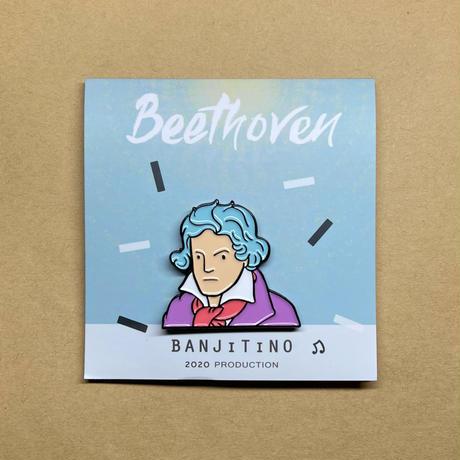 『BANJiTiNO・有名人シリーズ』バッジ