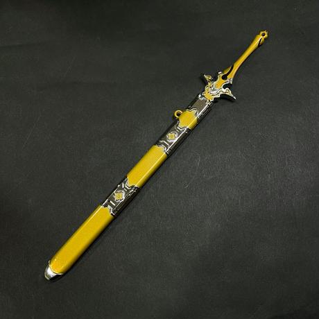 『如蘭・歳華剣』6:1スケール金属製模型