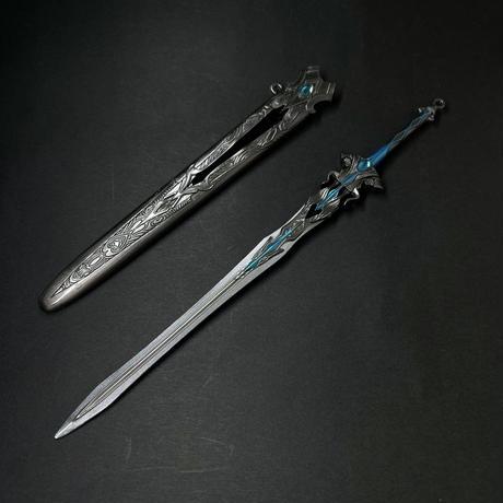 『七殺』6:1スケール金属製模型