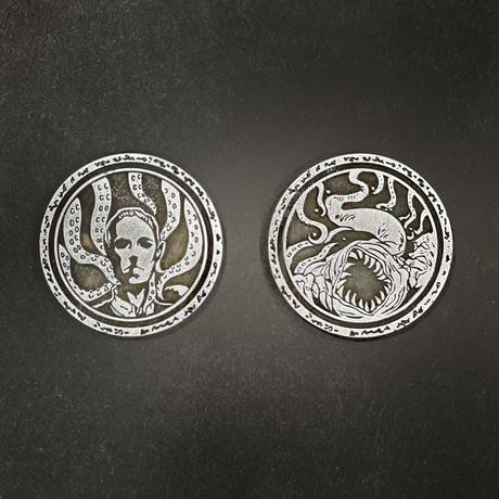 『這い寄る混沌・ナイアーラトテップの銀貨』クトゥルフ神話