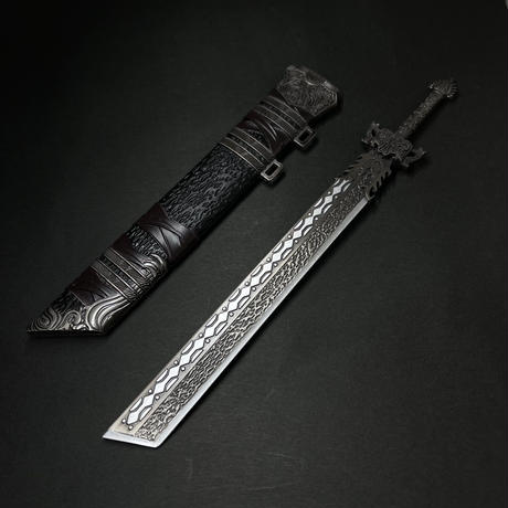 『赤峰尊・覇下』6:1スケール金属製模型