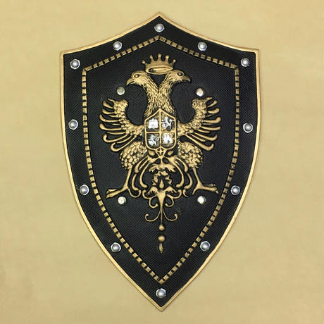 双頭鷲(そうとうわし)の盾