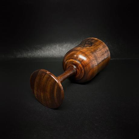『儀式の杯』木製